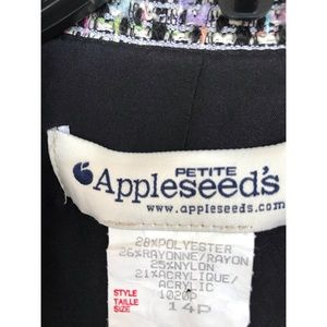 Appleseed's Jackets & Coats - Appleseeds Jacket    14P